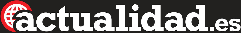 Logo Actualidad.es sobre un fondo oscuro