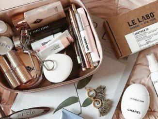 Productos de belleza que necesitas en tu viaje: el neceser perfecto