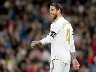 Sergio Ramos ha dado positivo por coronavirus