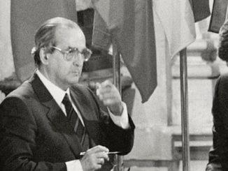 Confirmada la muerte de Fernando Morán López a los 93 años