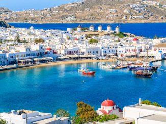 Excelentes resultados: CEO lleva a sus empleados de vacaciones a Grecia