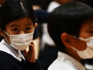 Coronavirus en niños