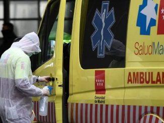 España con 3.434 muertes por Coronavirus supera a China