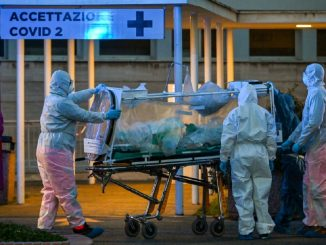 Coronavirus, Italia supera a China en el número de fallecidos