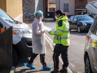 Coronavirus italia muertes