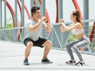 Cómo entrenar en casa, 10 simples ejercicios