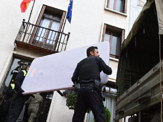 Hoteles de Madrid se convierten en hospitales