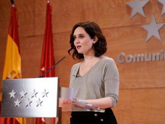 Ayuso sobre Ley Celaá: amplia los conciertos en Madrid