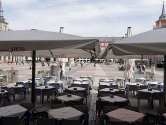 Madrid clausura restaurantes y bares por Coronavirus
