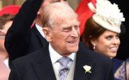 Príncipe Felipe muerto