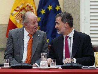 Rey herencia renuncia Juan Carlos I