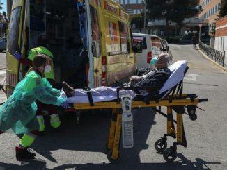 coronavirus España muertos
