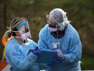 Coronavirus médicos enfermeras fallecidos