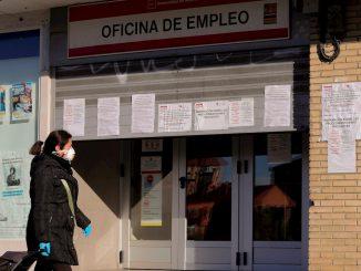 Coronavirus paro España