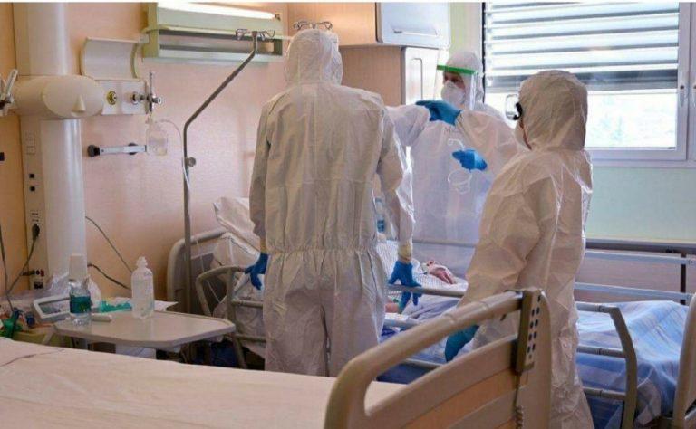 coronavirus uci España