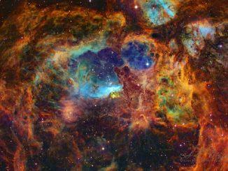 La NASA crea Nebula, un nuevo data center dentro de un contenedor
