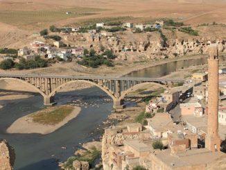 El río Eufrates se está secando: sus condiciones