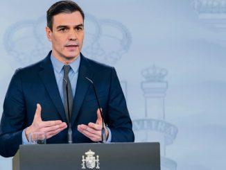 Coronavirus Sanchez oposición pacto