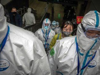 Wuhan muertos coronavirus