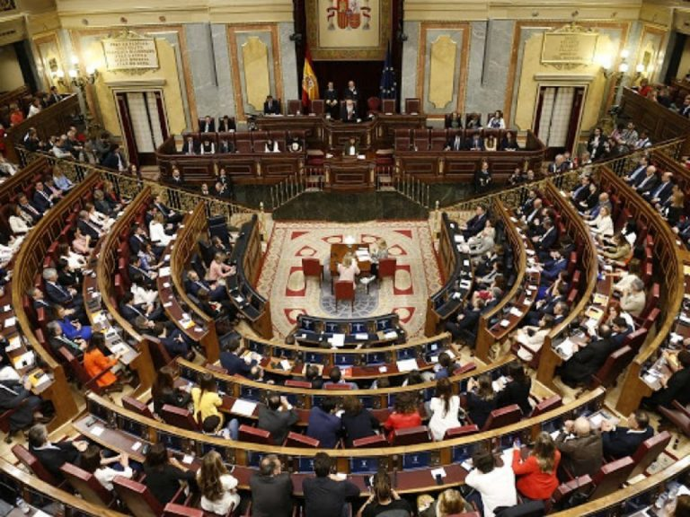 Congreso El Congreso quinta prórroga estado de alarma