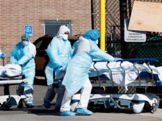 Estados Unidos muertes Coronavirus