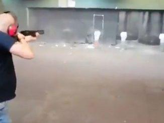 autor disparos miembros del Gobierno
