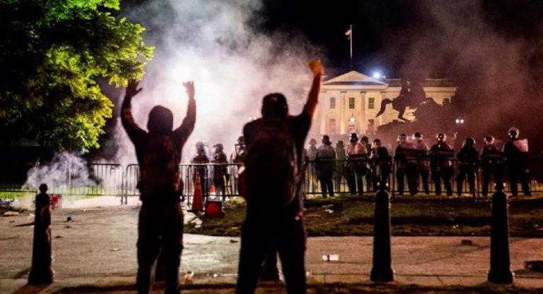 Estados Unidos manifestaciones