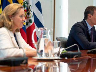 Nadia Calviño oficializa su candidatura para presidir el Eurogrupo