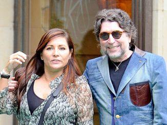 Joaquin Sabina y Jimena Coronado
