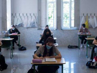 Vuelta al colegio en Madrid