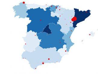 Más de 120 brotes activos de Coronavirus en España