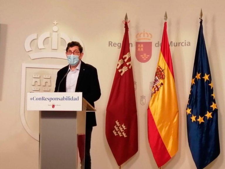 El Gobierno murciano se plantea un confinamiento en Lorca, Mazarrón y Murcia capital.