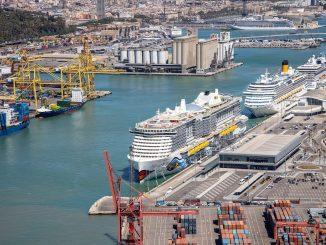 Baleares descarta el turismo de cruceros por el momento