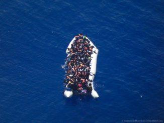 España detrás de Italia en número de inmigrantes desembarcados en 2020