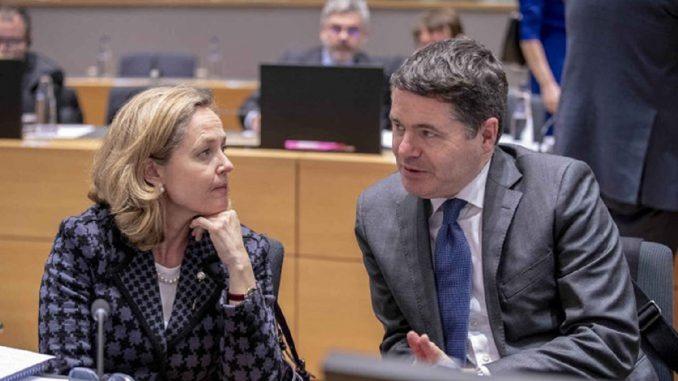 Nadia Calviño pierde la presidencia del Eurogrupo