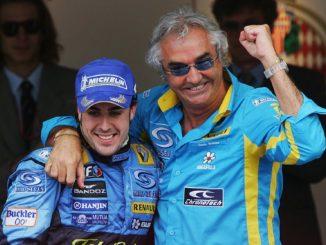 Fernando Alonso ultima su vuelta a la Fórmula 1 con Renault