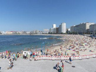 Galicia controlará a viajeros procedentes de Portugal y Cataluña
