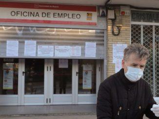 Los trabajadores españoles tienen más riesgo de Covid