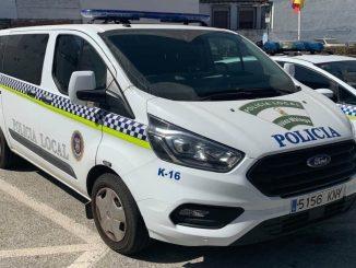 COVID policías