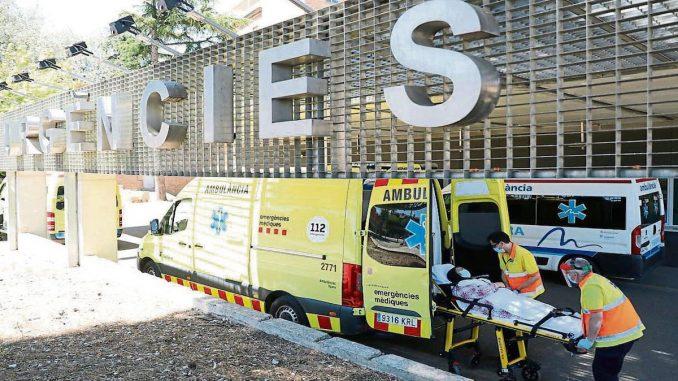 Rebrotes España Coronavirus