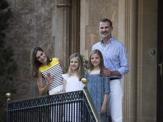 Los Reyes viajarán a las Islas Baleares de vacaciones