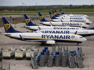 Ryanair mantendrá las conexiones entre España y Gran Bretaña.