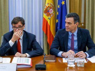 Sánchez, Illa y Simón analizan la estrategia a seguir ante los nuevos brotes de Coronavirus