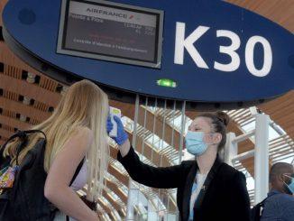 Aena invertirá en controles sanitarios exhaustivos en los aeropuertos