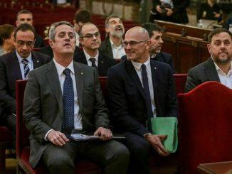 El Gobierno aprueba los indultos a los nueve presos del 'procés'