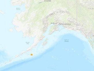 Un terremoto de 7,8 en Alaska activa la alerta por tsunami