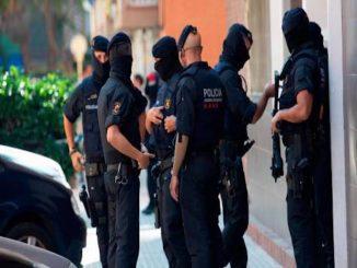 operación yihadista en Barcelona