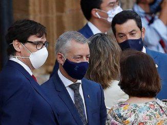 Urkullu pide a Sánchez declarar estado de alarma en el País Vasco
