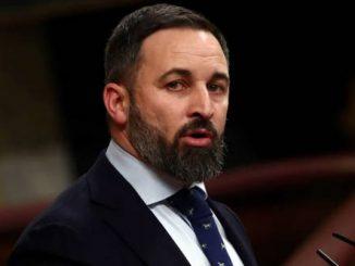 Vox anuncia una moción de censura al Gobierno de Sánchez.