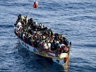 Cuatro pateras desembarcan en las aguas de Gran Canaria